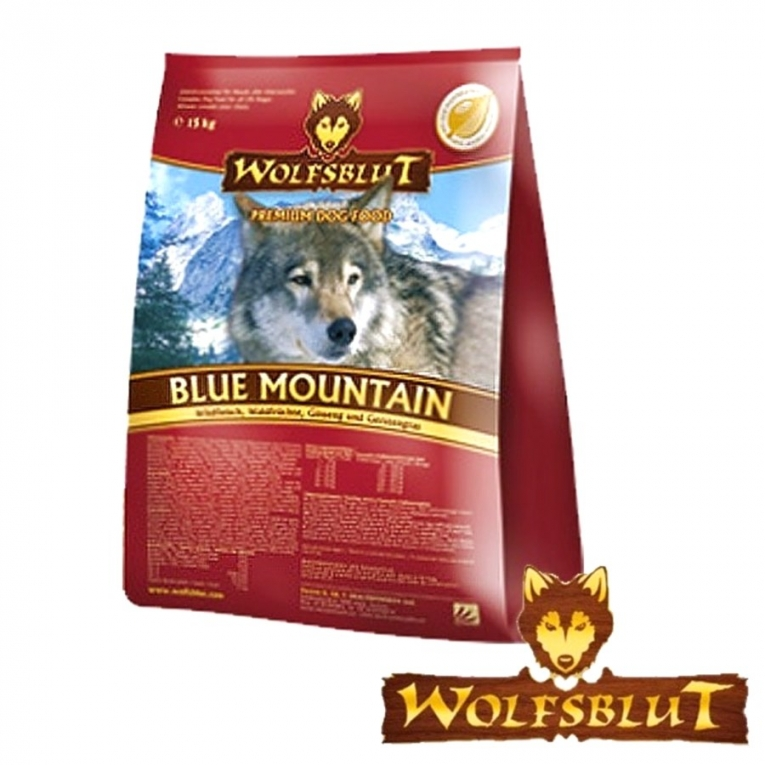 wolfsblut blue mountain 15kg www wolfsblut nl. Black Bedroom Furniture Sets. Home Design Ideas